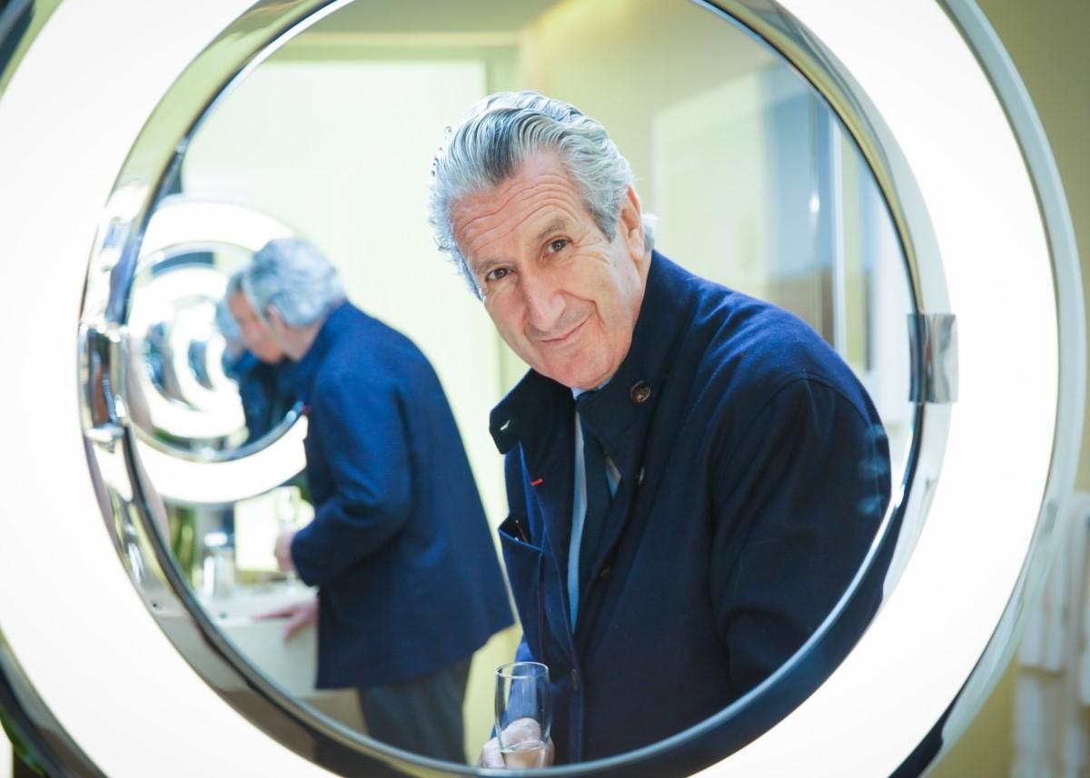 Thierry W. Despont – người đứng sau vẻ đẹp tráng lệ của nhiều khách sạn thế giới