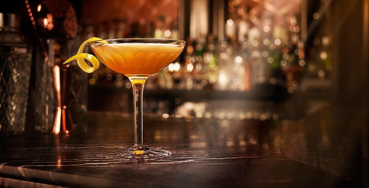 Ritz Sidecar được công nhận là ly cocktail đắt nhất thế giới